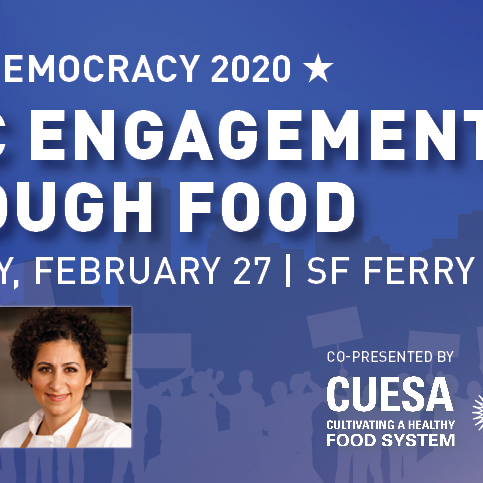 Civic Engagement through Food