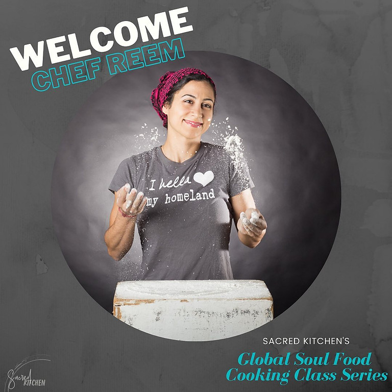 Sacred Kitchen Global Soul Food Cooking Class Series