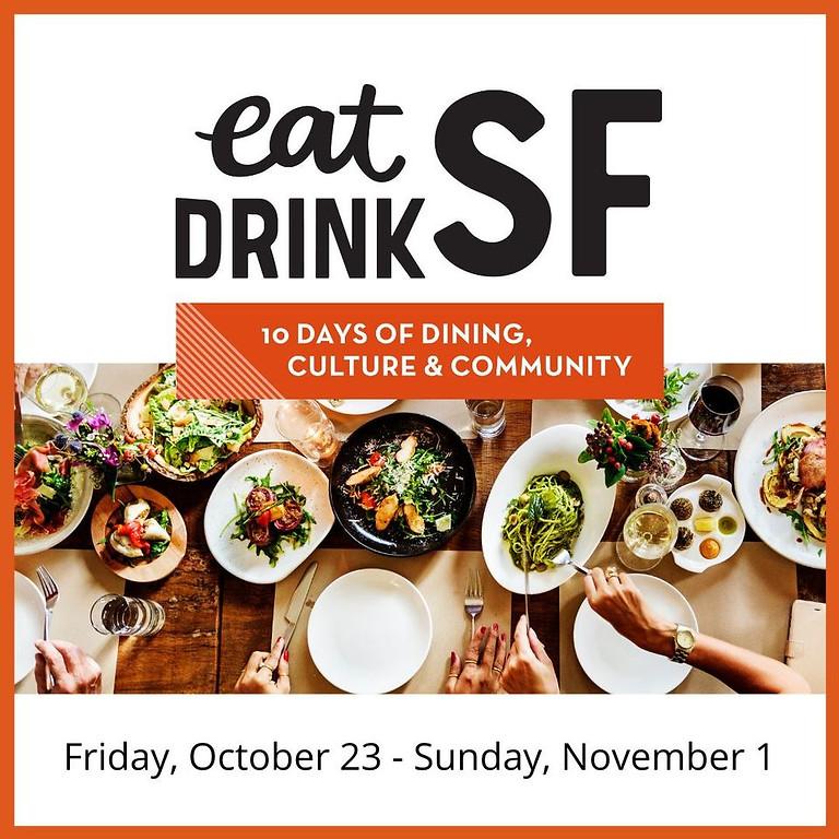 Eat Drink SF: Flavors of SF Dinner