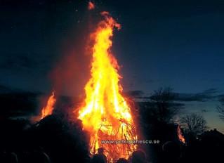 Noche de Walpurgis: la fiesta de la primavera en Suecia