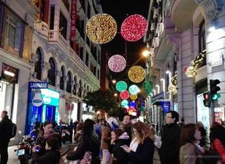 Navidad en Madrid 2016 - 2017 (fotos y videos)