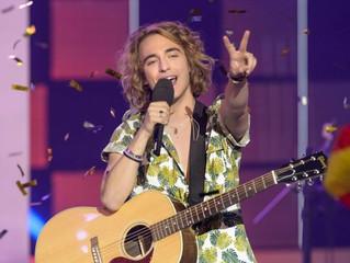 Manel Navarro representará a España en Eurovisión 2017