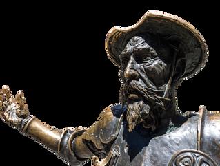 El cumpleaños de Miguel de Cervantes