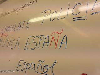 Åk 6 - Prova spanska