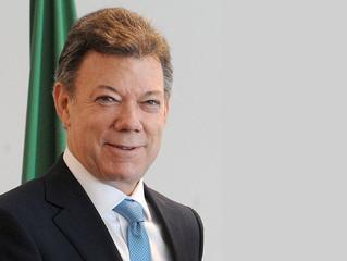 El presidente colombiano gana el Premio Nobel de la Paz 2016