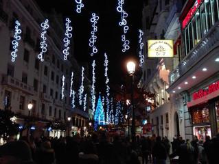 Luces de Navidad 2017 - 2018 en Madrid