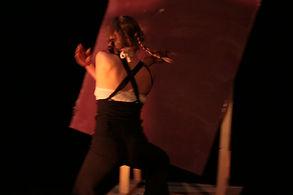 Monologue and dance/Journal d'une serveuse