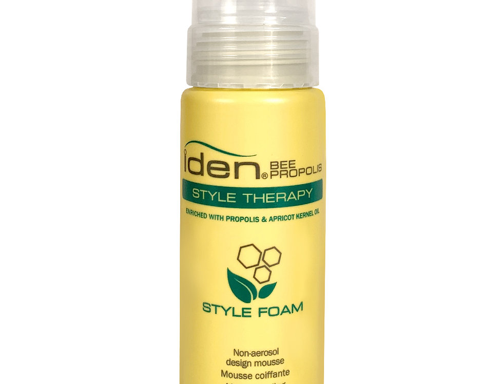 Iden Style Therapy Style Foam (6.7 fl.oz)
