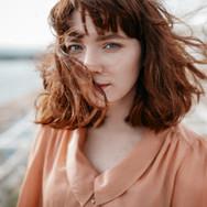 風の髪の彼女