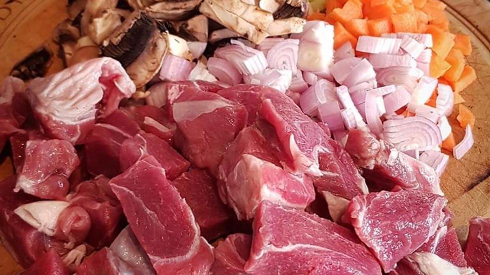 Stewing Steak 500g
