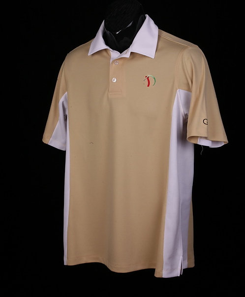 Men's Elite Golf Shirt w/ color block