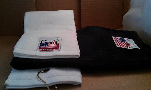 Gaulf Golf Towel