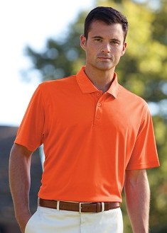 Men's Mesh Tech Polo #20260013