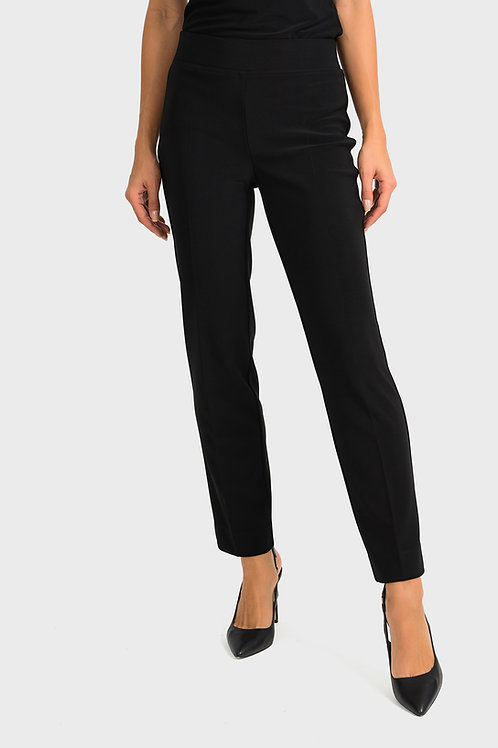 Slim Leg Pant from Joseph Ribkoff (Black Only)