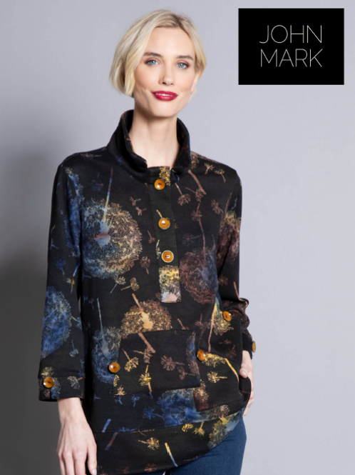 Patched Pocket Tunic by John Mark