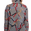 Thumbnail: A Great Jacket Detailed with Swirls of Yarn in Multiple Colors