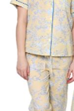 La Cera 100% Cotton Pajamas in four colorful prints.