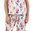 Thumbnail: La Cera 100% Cotton Pajamas in four colorful prints.