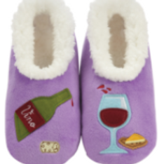 Wine O'Clock Slippers by Snoozies