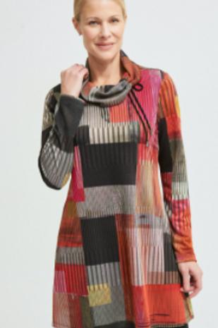 Color Blocked Tunic from Joseph Ribkoff
