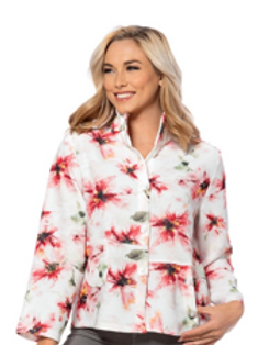 Trisha Tyler Print Jacket