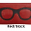 Thumbnail: Leather Eyeglass Case with Frame Graphic