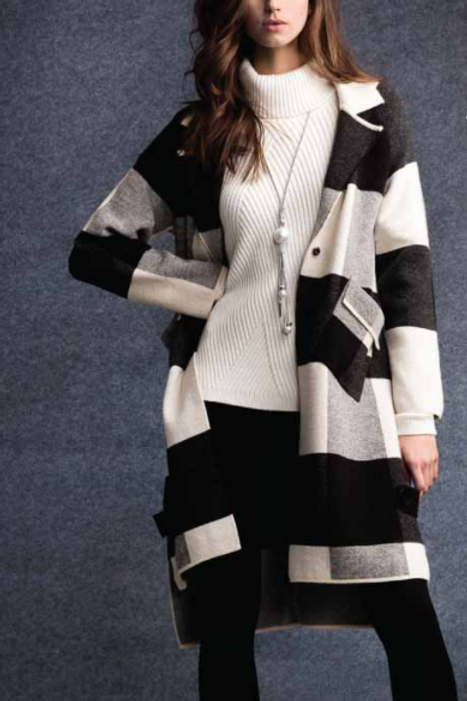 Alison Sheri Coat