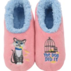 The Dog Did It Slippers by Snoozies