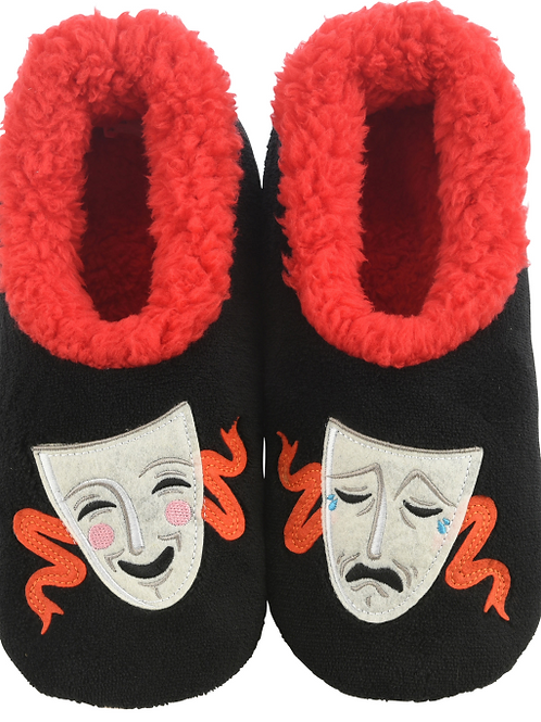 Snoozies Drama Slippers