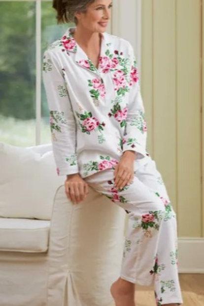 Cozy Flannel Pajamas by La Cera