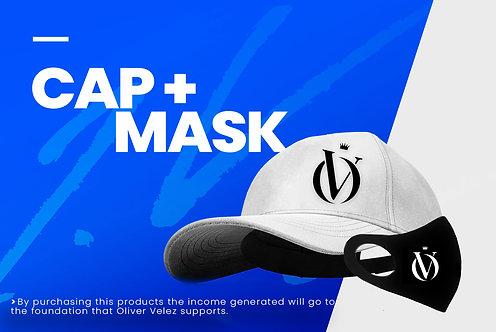 Cap + Mask
