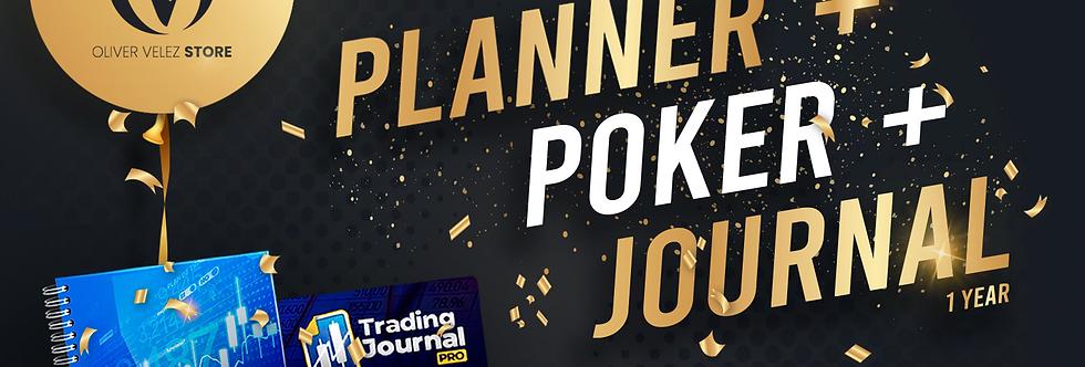 Planner + Poker + Journal