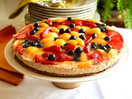 Mascarpone Fruits Dream - No-Bake