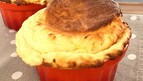 Quick and Easy Cheese Soufflé