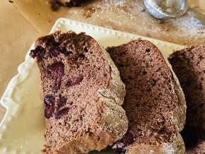 Chocolate Sponge Cake - No Butter