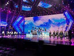 中央電視台《直通春晚》演出 2
