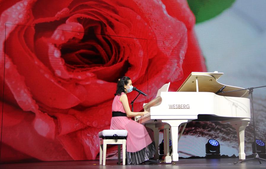 蕭凱恩獨唱