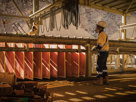 Merdeka - Increases to 100% ownership of Wetar Copper Mine