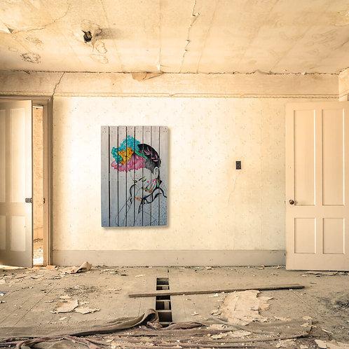 Frida Pallet Wall Art
