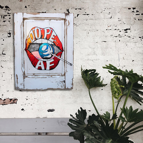 Dope Lollipop Wall Art