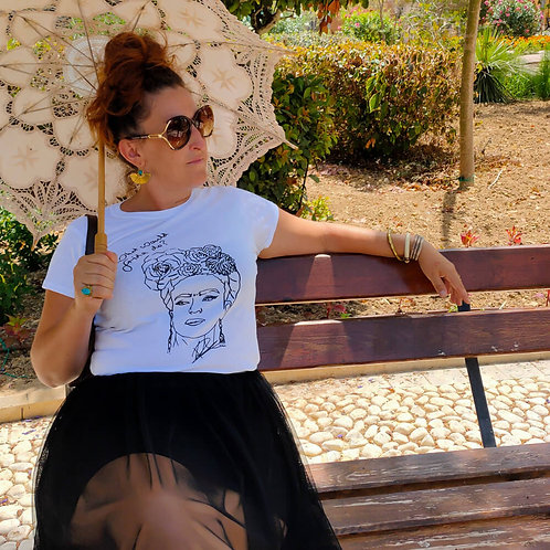 What Would Frida Do? T-Shirt