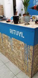 Branded Front Desk
