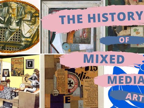 The History of Mixed Media Art