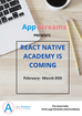 Make yourself a great gift for the new year by gaining new knowledge and start your career as React!