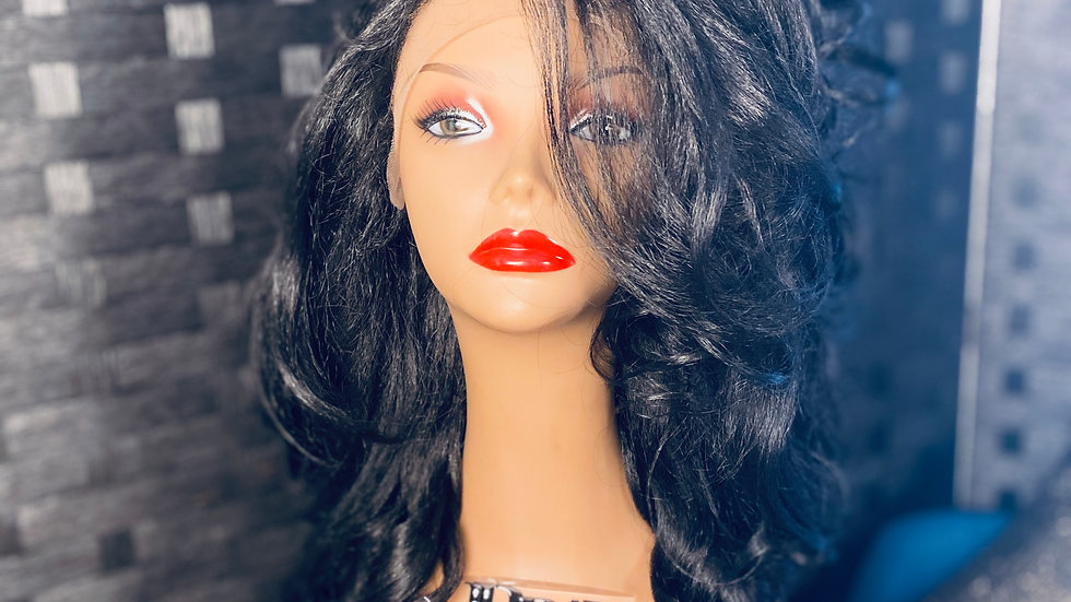100% Synthetic 13x6 Lace Front Wig