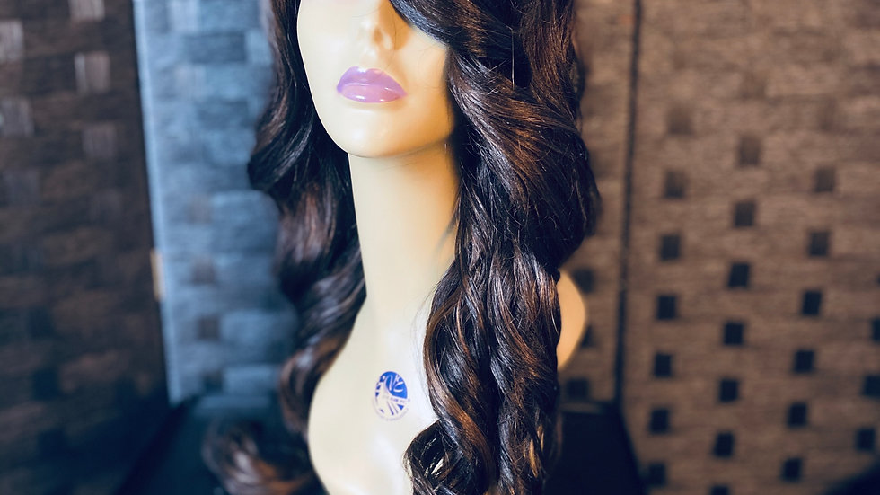 100% Synthetic No Lace Wig