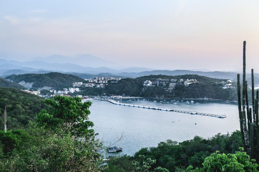 The Oaxacan Coast