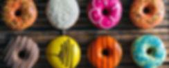 Donut Wall, Essex Donuts, 6ft Donut Wall