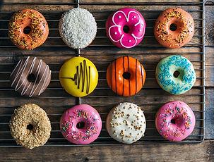 2019 baking trends, 2019 doughnut trend