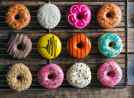 THE DONUT AND CANDY DIET: SAY WHAT?!